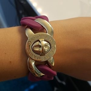 Marc by Marc Jacobs Purple Bracelet